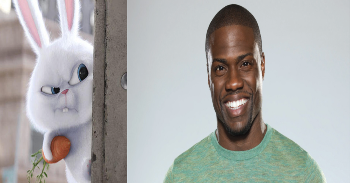 kevin hart in new animated comedy movie the secret life